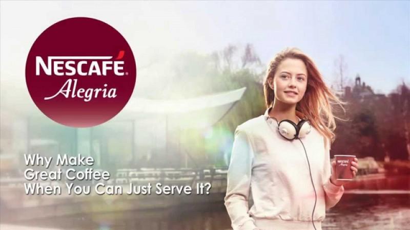 Nestle Alegria The new generation!